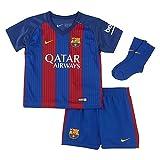 Nike FCB Inf HM Kit - Kit FC Barcelona Blau - 18-24 - Kinder