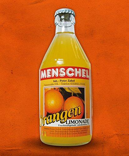 Menschel Orangenlimo 0,5l