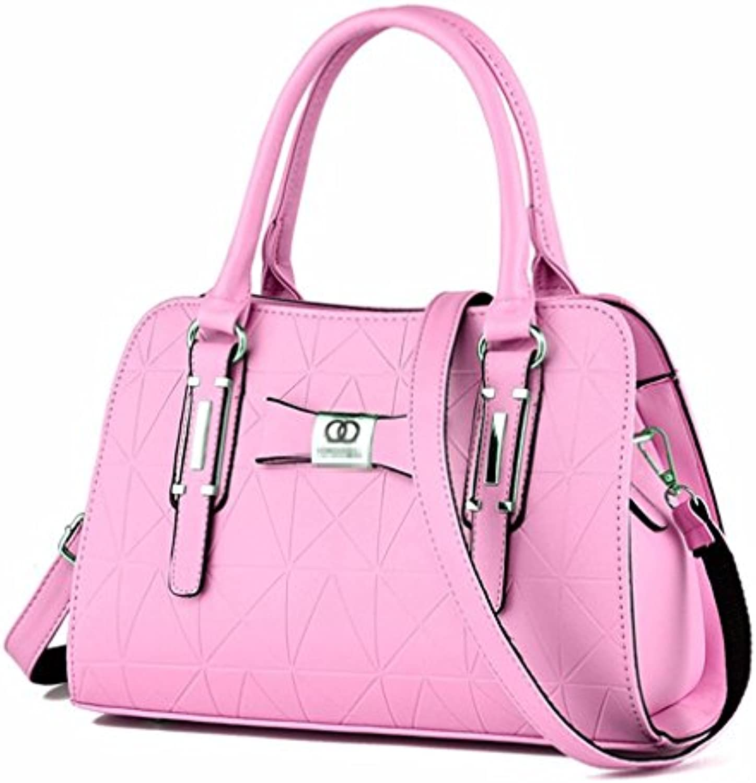GQFGYYL Bolso de Moda Bolso Unico,Pink