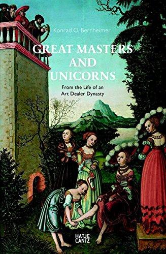 Great masters and unicorns par Konrad Bernheimer