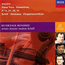 Haydn: Piano Trio in A flat, H.XV No.14 - 1. Allegro moderato