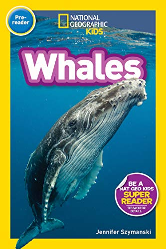Nativen Wasser (Whales (Pre-Reader) (National Geographic Readers))