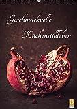 Geschmackvolle Küchenstillleben (Wandkalender 2018 DIN A2 hoch): Gemüse, Kräuter, Obst und Süßes geschmackvoll für Sie in Szene gesetzt. ... [Kalender] [Apr 01, 2017] Gissemann, Corinna