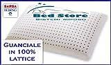 OFFERTA CUSCINO GUANCIALE IN LATTICE 100% H15cm SAPSA BEDDING EX PIRELLI BEDDING