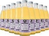 Dr Zak's High Protein 100% Pure Free Range Liquid Egg White 9x1 Litre=9 Litres