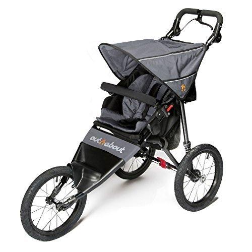 Out n About Nipper Sport v4 Stroller Steel Grey 516qgpuPk4L