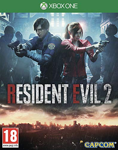 Resident Evil 2 com Patch RPD - XBox [Exclusivo para Amazon.it]