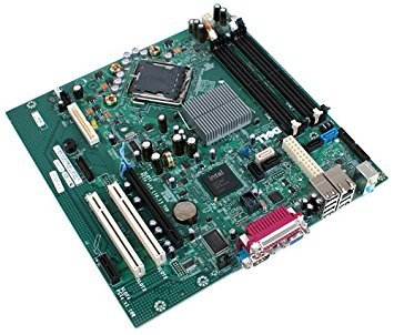 Original Dell GM819 jr271 y255 C GM816 Optiplex 755 klein Mini Tower SMT socket755 Intel Logic Main System Board Motherboard Kompatible Teilenummern: GM819, jr271, y255 C, GM816 -