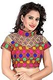 Womens Ethnic Multi Color Fabric Cotton ...