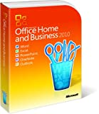 Microsoft Office Home and Business 2010 DVD Deutsch, 2PC