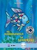 Der Regenbogenfisch: Kinderbuch Deutsch-Englisch mit MP3-Hörbuch zum Herunterladen