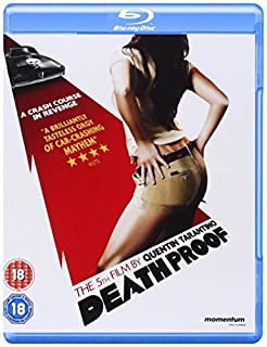 Death Proof [Blu-ray] (B001L4I1XM) | Amazon price tracker / tracking, Amazon price history charts, Amazon price watches, Amazon price drop alerts
