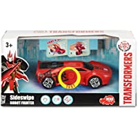 Transformers - Vehículo transformable sideswipe, 15 cm (Simba Dickie 3113001)