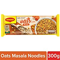 Maggi Nutri-Licious Oats Masala Noodles, 300g