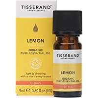 Preisvergleich für Tisserand Aromatherapy Organic Lemon Essential Oil, 1er Pack (1 x 9 g)