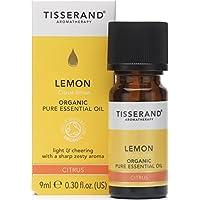 Tisserand Aromatherapy Organic Lemon Essential Oil, 1er Pack (1 x 9 g) preisvergleich bei billige-tabletten.eu