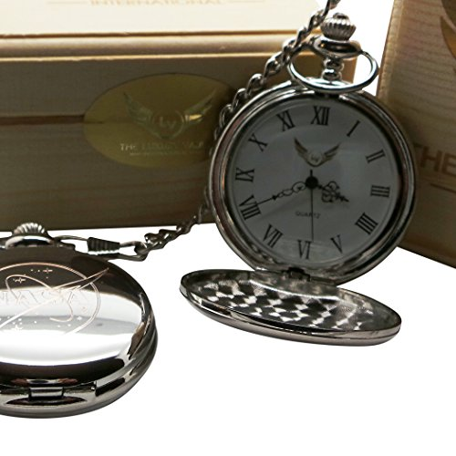 nasa-logo-silver-pocket-watch-full-hunter-with-chain-luxury-gift-box-space-shuttle-moon