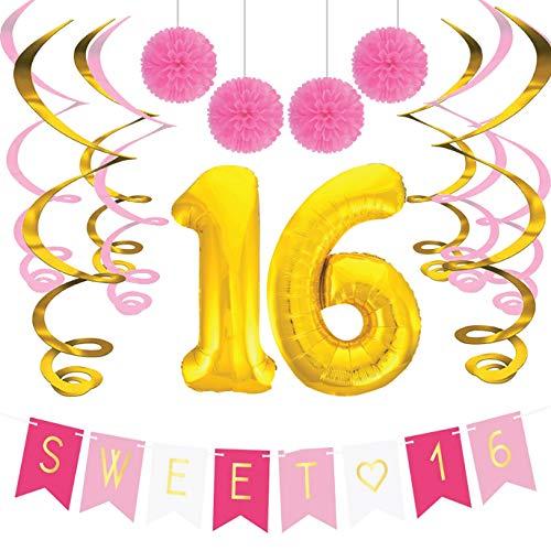 Sweet 16 geschenk ideen