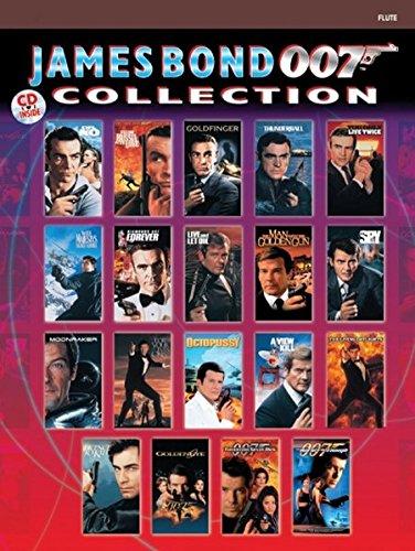 James Bond 007 Collection. Flöte: Flute