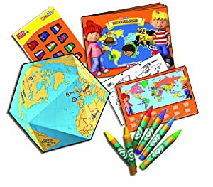 Trixy & Troy Wonderful World Learning Game