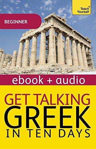 Get Talking Greek: Teach Yourself: Enhanced Edition (Teach Yourself Audio eBooks) (English Edition)