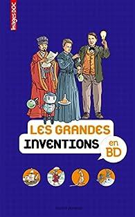 Les grandes inventions en BD par Pascale Bouchié