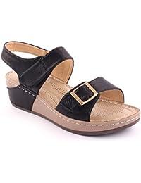 Unze Chaussures Femmes Chaussures 'Calie' Nouveau