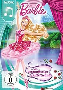 Barbie in: Die verzauberten Ballettschuhe