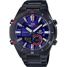 ad762e4e8a0b Casio Reloj Analógico para Hombre de Cuarzo con Correa en Acero Inoxidable  ERA-110TR-
