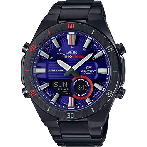 Casio Edifice Toro Rosso - Unisexuhr - ERA-110TR-2AER