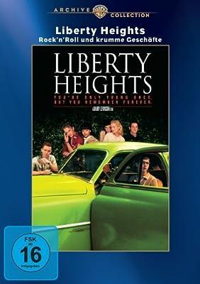 Liberty Heights - Rock'n'Roll und krumme Geschäfte