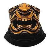 Bandana Scaldacollo Maschera antipolvere Samurai Guerriero Maschera Versione colore Vento UV Maschera solare Copricapo per uomo Donna Festival Festa Moto Equitazione Pesca Caccia All'aperto