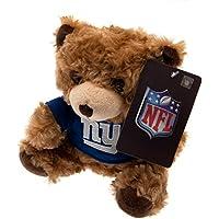 New York Giants Bär NFL Fanartikel Kuscheltier Stofftier