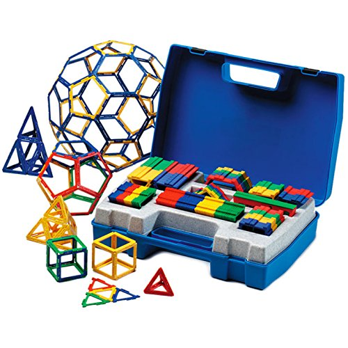 Polydron 10–3320Frameworks Geometrie Set (266Stück)