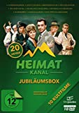 Heimatkanal - Jubiläumsedition [10 DVDs] -