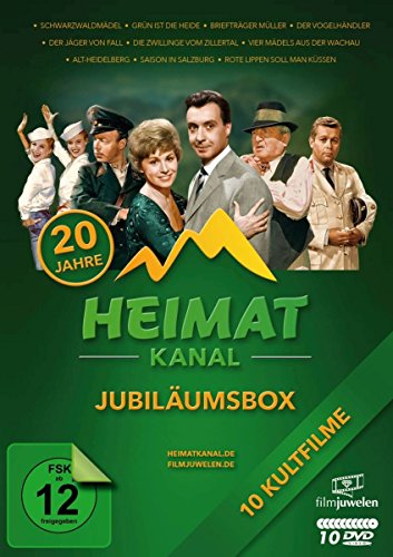 Heimatkanal - Jubiläumsedition [10 DVDs]