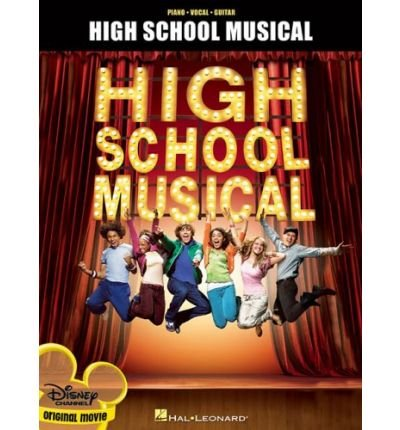 [(High School Musical - Selections (PVG) )] [Author: Hal Leonard Publishing Corporation] [Dec-2007]