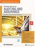 Simplified Approach to Auditing and Assurance (CA-IPCC)