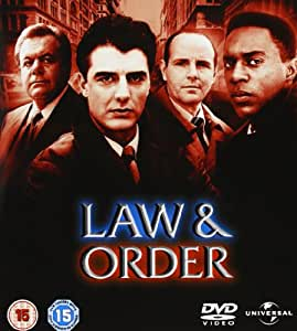 Law & Order - Series 2 - Complete [1991] [DVD]