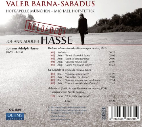 Hasse: Reloaded (Arias)