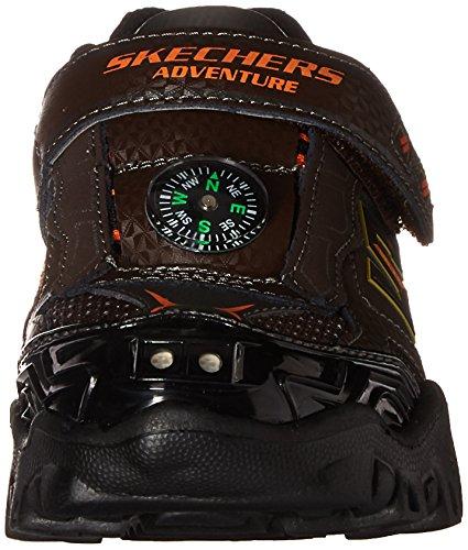 Skechers Adventurer Extreme Jugend US 13 Braun Turnschuhe -