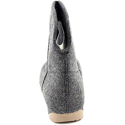 Emu Australia Harper Mini Femmes Toile Botte Anthracite