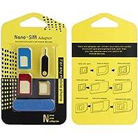 Asnlove 3 en 1 set di adattatori per SIM card