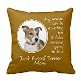 Best Mothers Car jacks - Mother's Day Gift Cotton Canvas Cushion Cover Pillowcases Review