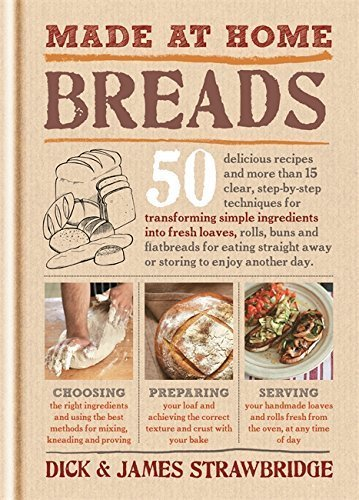 Made at Home: Breads by Dick Strawbridge (2013-10-07)