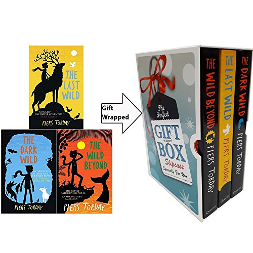 Last Wild Trilogy Piers Torday Collection 3 Books Bundle Gift Wrapped Slipcase Specially For You