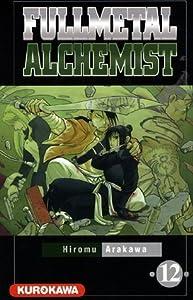 Fullmetal Alchemist Edition simple Tome 12