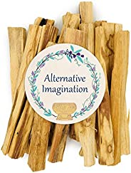 Premium Palo Santo Holy Wood Incense Sticks 2 Oz Pack for Purifying, Cleansing, Healing, Meditating, Stress Re