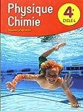 Physique chimie 4ème livre de l'élève