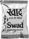 #3: Swad Digestive Chocolate Candy, 58g Pouch (20 Candies)